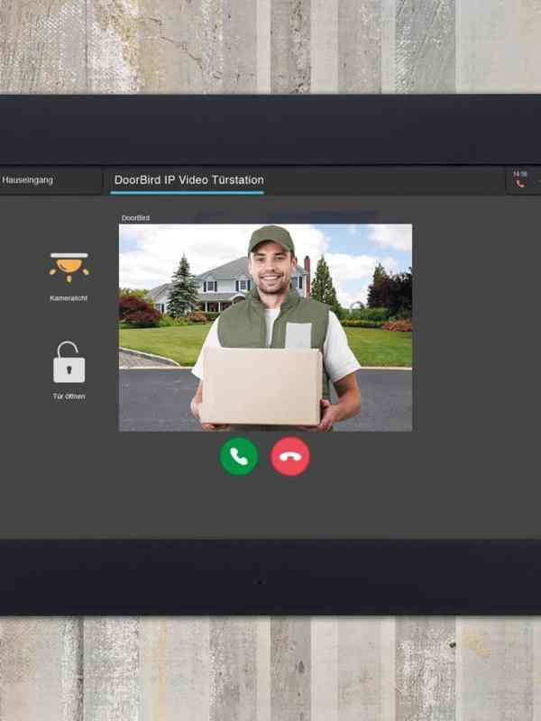DoorBird door intercoms now compatible with ThinKnx