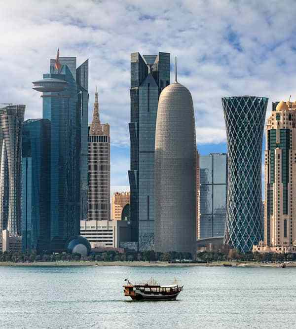Uniview secures Transworld Building in Qatar