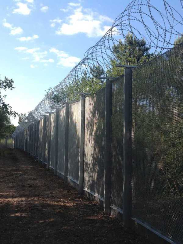 Thames Water awards major ArmaWeave security fencing upgrades