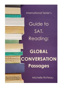 A Guide for International Students to help them tackle the History passages on the SAT.