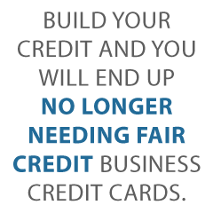 Awesome – Get Fair Credit Business Credit Cards