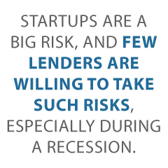 Mystery or Myth? Bad Credit Recession Startup Business Loans