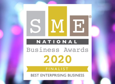Finalists at the SME National Business Awards!