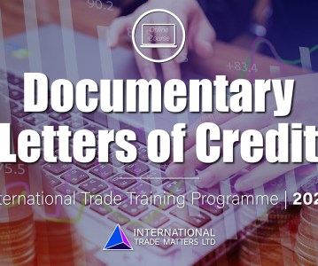 Documentary Letters of Credit Course