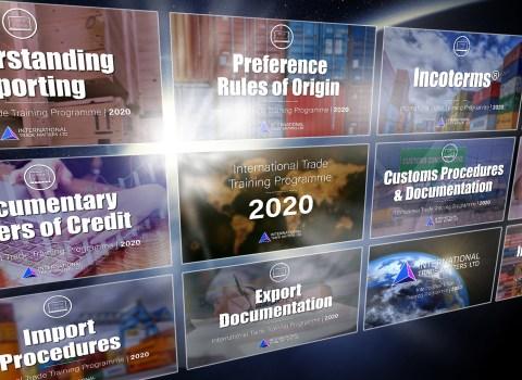 International Trade Training Courses 2020