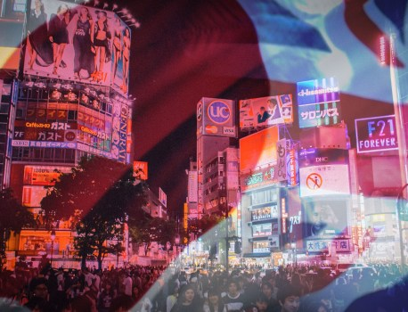 Creative industries factor in a ten point trade deal struck with Japan