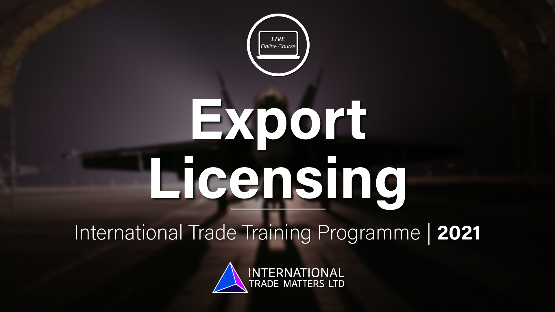 Export Controls & Licensing  - An Online Course