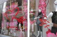 Valentines Day Window Inspiration 2012 | International Visual