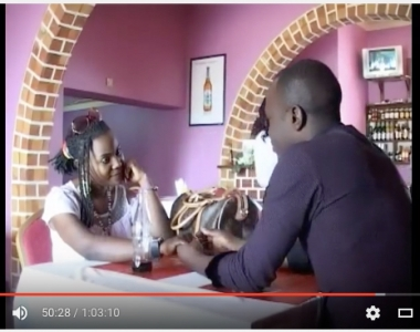 Video studio, HIV+ TV series