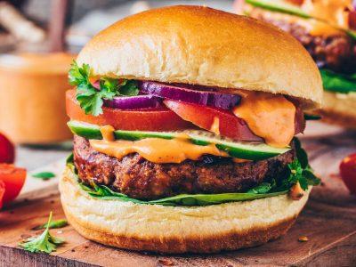 Vegan Hero Burger