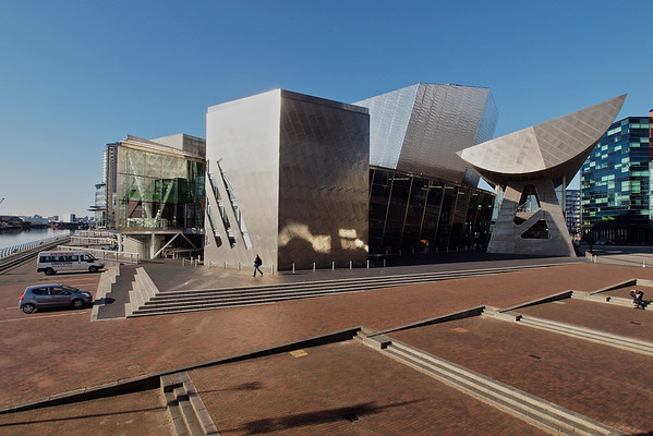 The Lowry Centre