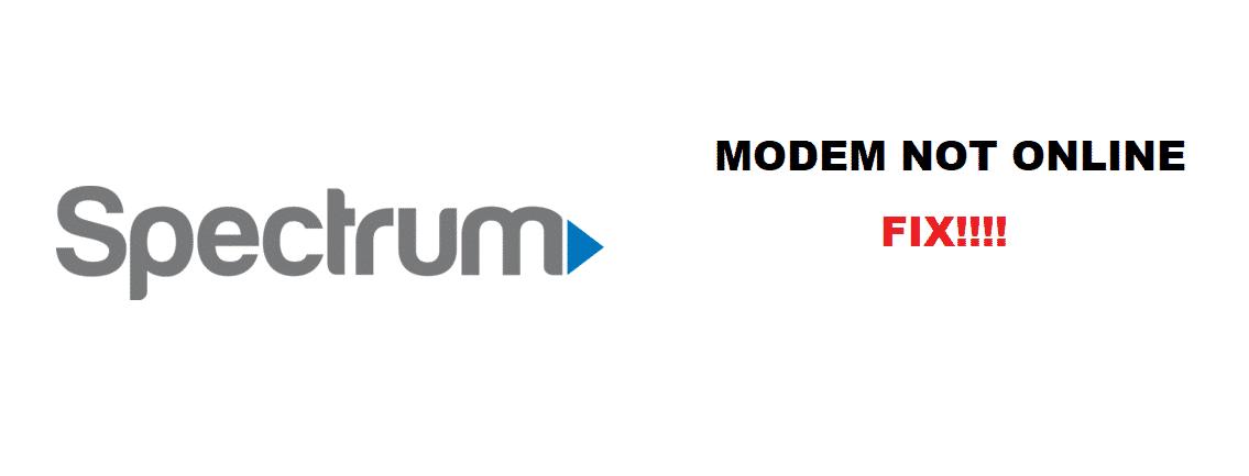 10 Ways to Troubleshoot Spectrum Modem Not Online