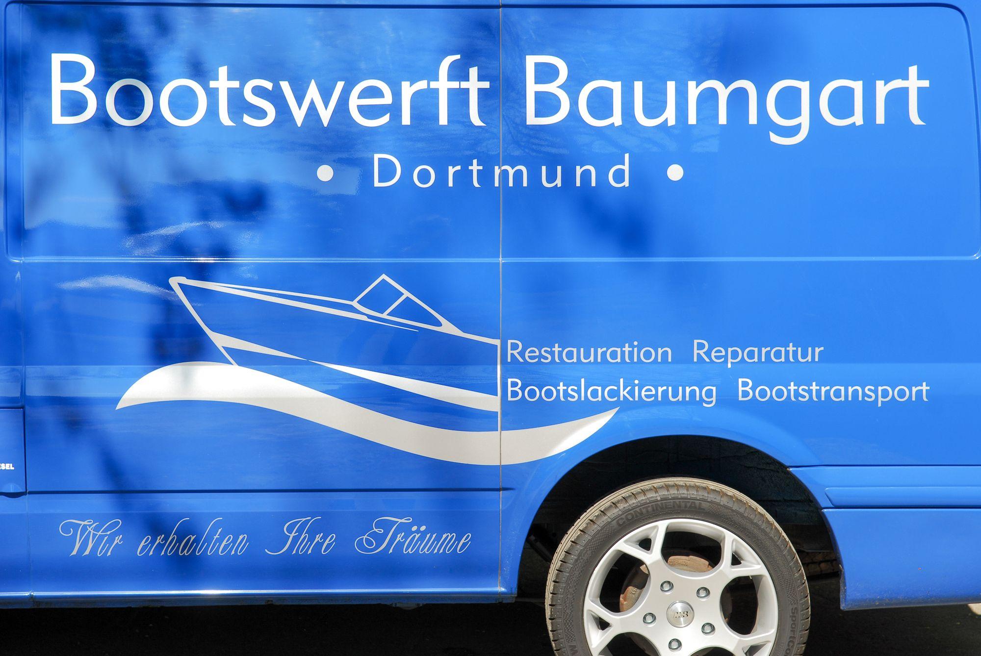 Bootswerft Baumgart Dortmund