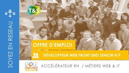 #JobAlert  Notre partenaire @Touch_Sell recherche un #développeur #web #FrontEnd...