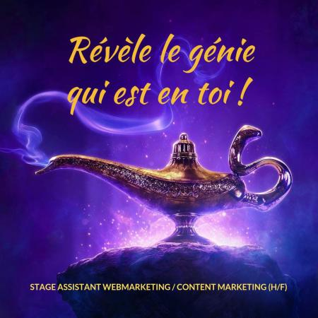 L'équipe Officéo recherche un assistant #Webmarketing / #ContentManager en #stag...