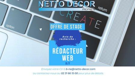 [OFFRE DE STAGE] Rédacteur web H/F Le service communication recherche un rédact...