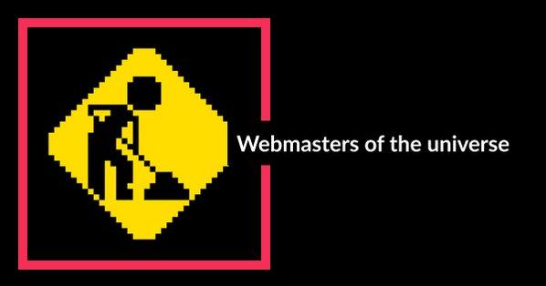 OH  On est en quête d'un·e Webmaster  — I cAn HaZ nEw JoB  #UnderConstructi...
