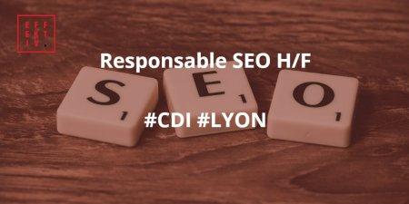 Responsable SEO H/F :  Intégrez une entreprise en forte croissance, éditrice d'u...
