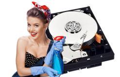 Полная очистка жесткого диска | Интернет-профи