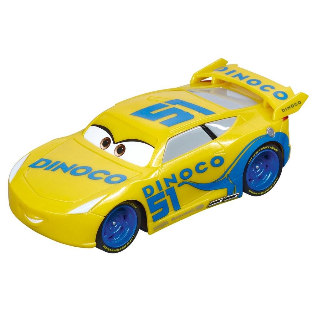 Cars Auto Dinoco Buy Car Model Yellow Dinoco 51 Mcqueen Mattel