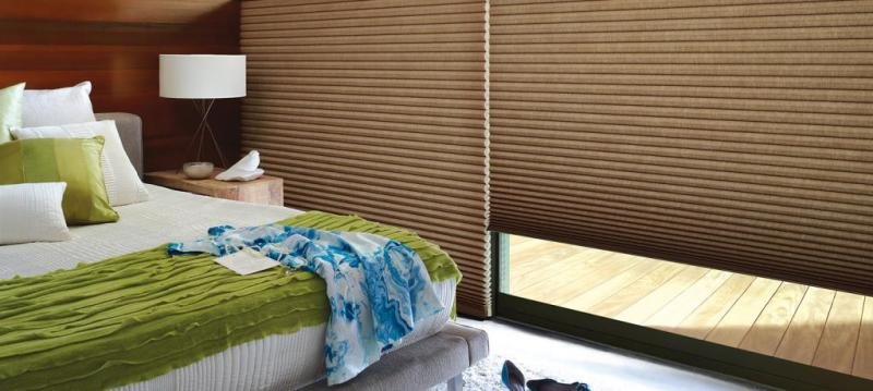 Cortinas Duette Hunter Douglas