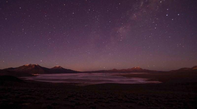 Contaminación lumínica Chile
