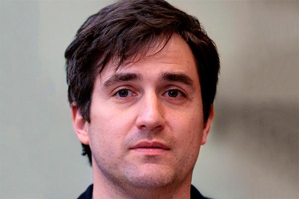 Max García, desarrollador.