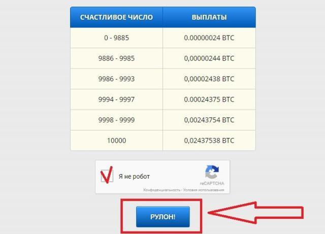 биткоин кран