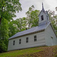 Little Cataloochee Baptist Church