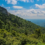 Devil's Courthouse Overlook