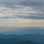 Morning Haze Blue Ridge