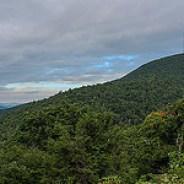 Mt. Pisgah from Trailhead