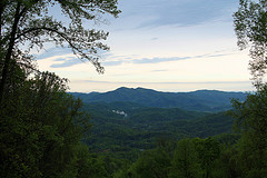 Neddy Mountain from Round Mountain