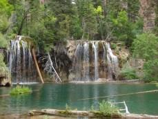 Twin Falls at Hanging Lake
