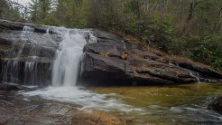 Wintergreen Falls close-up