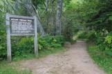 Mt. Pisgah trailhead