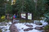 Fall Creek Trailhead
