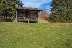 Front of Ferguson cabin