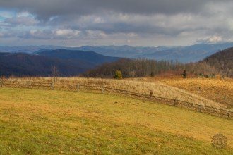 Newfound Mountains from AHSLC