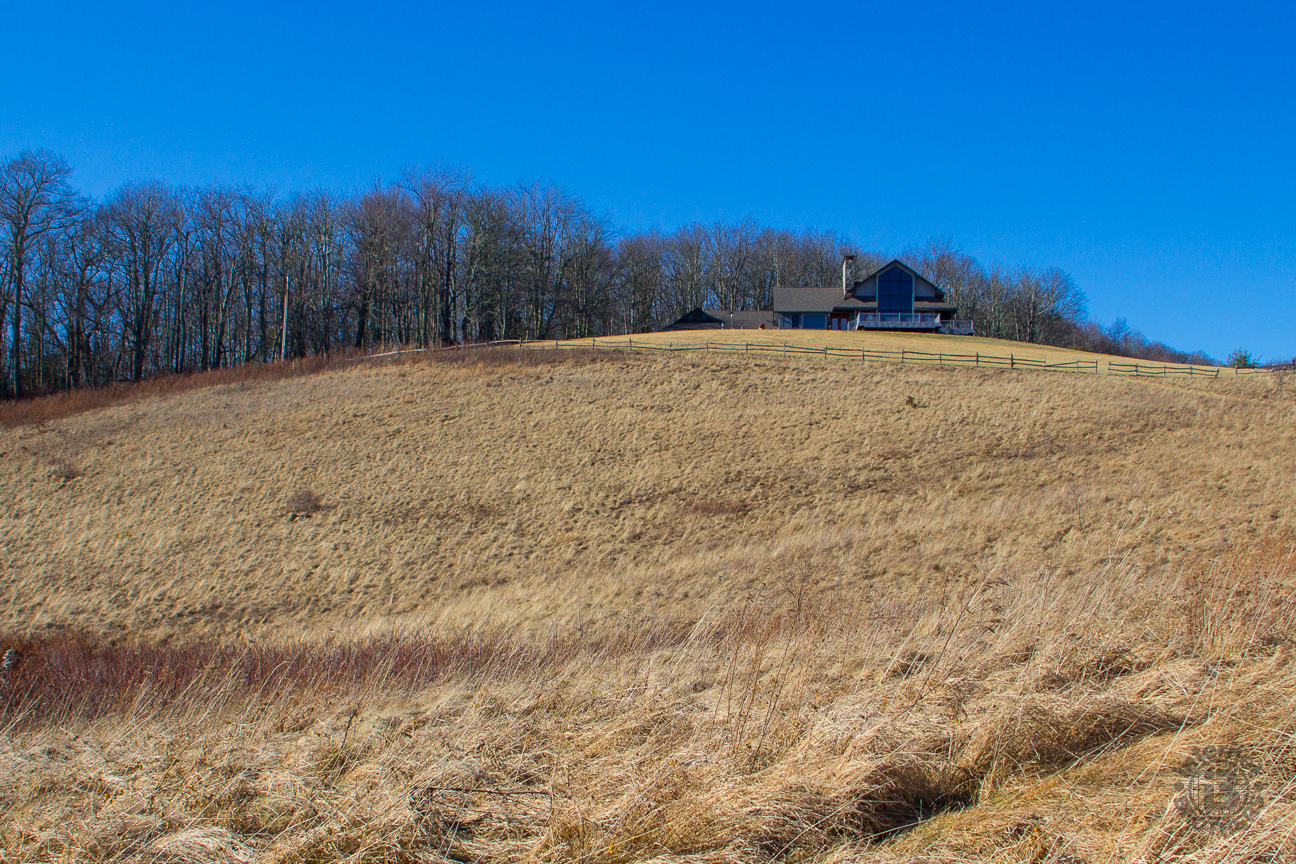 The Kathryn K. McNeil House at Purchase Knob
