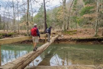 Crossing Turkey Creek