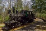 1914 Climax #3 steam engine