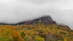 Autumn at Chimney Rock