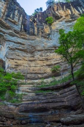 Hemmed In Hollow Falls