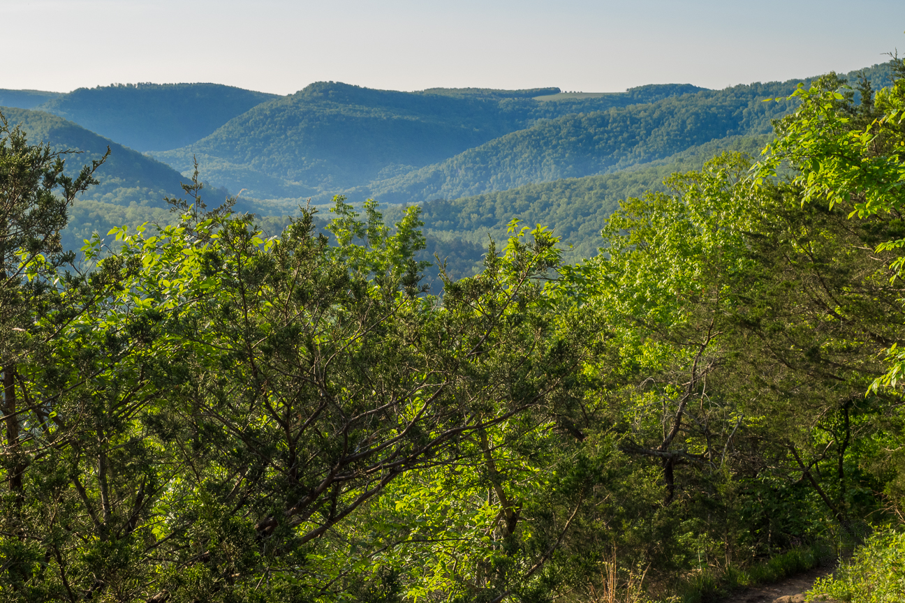 Meanderthals | Hemmed-in Hollow, Ponca Wilderness, Buffalo ...