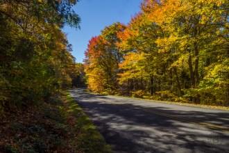 Blue Ridge Parkway mile 416