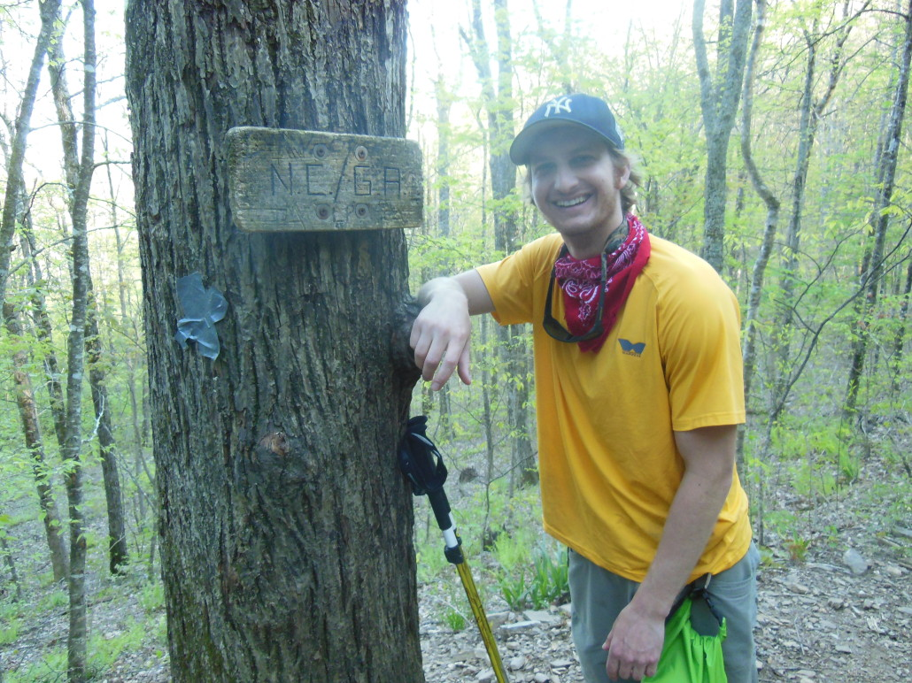 At the NOC (mile 137), I realized that I wasn't just trying to hike the AT. I was doing it. I was a thru-hiker.