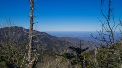 Mt. LeConte and Sevierville