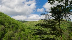View from the overlook