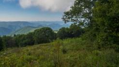 Cowee Mountain region